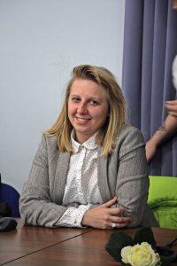 Głębinów - Paulina uczestniczka Światowych Dni Młodzieży w Panamie.