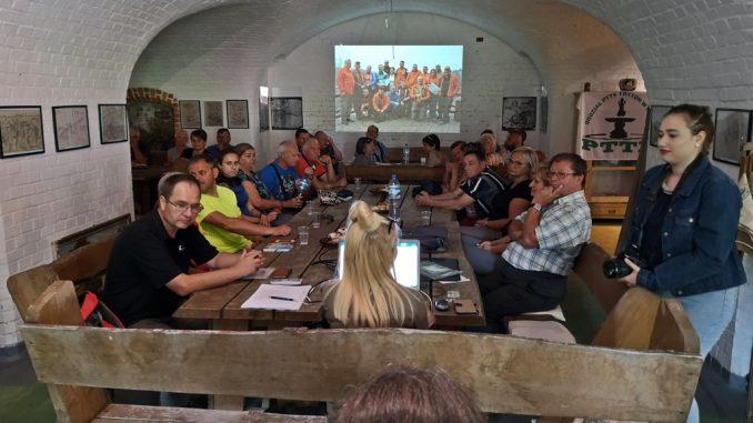 Zjazd Zwyczajny Członków Oddziału PTTK Tryton w Nysie
